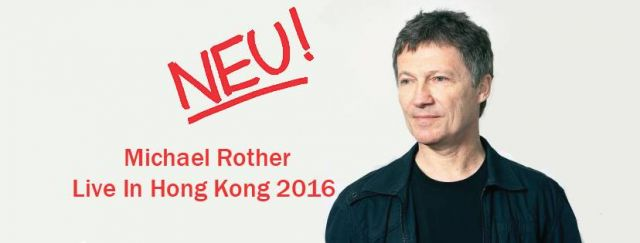 Michael Rother michael rother 香港演唱會2016 timable hong kong event