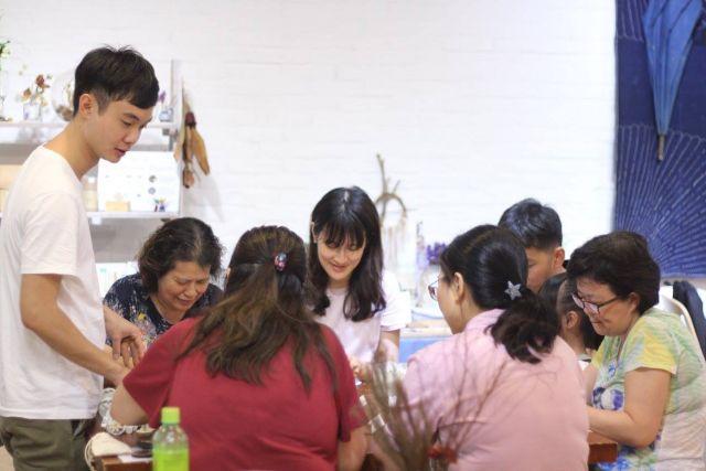 天然手工线香工作坊 (9月)图片